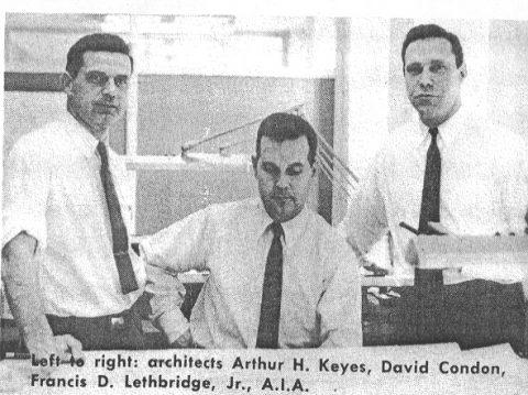 Architects Keyes Condon & Lethbridge