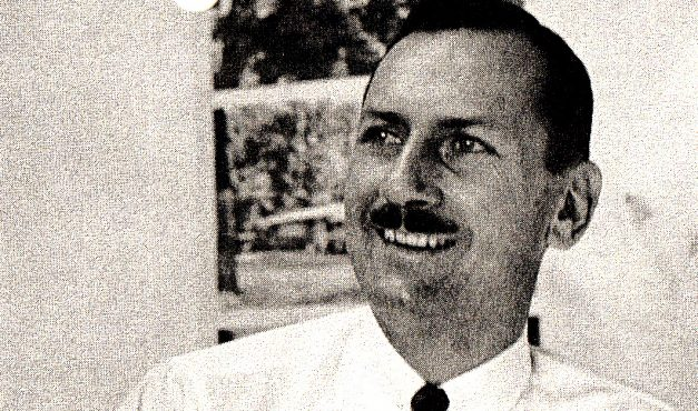 Developer Edmund Bennett in the Mad Men era, early 1960s
